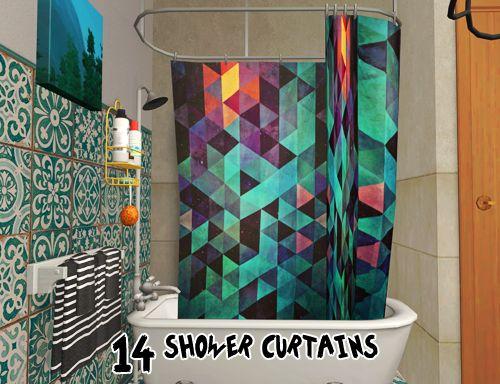 172 best images about sims 4 salles de bains on pinterest for Bathroom decor sims 3