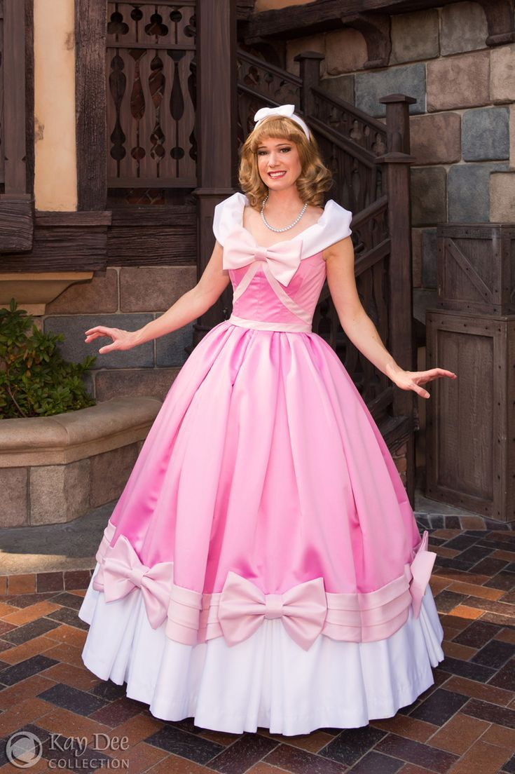 cinderella in pink dress - photo #8
