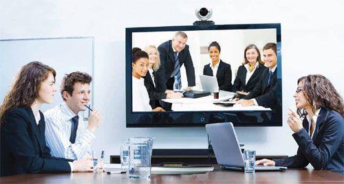 #Video_Conferencing