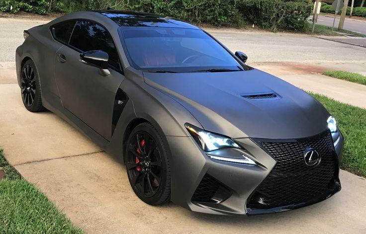 Lexus RC F in 2020 Dream cars lexus, Lexus is300, Tuner cars