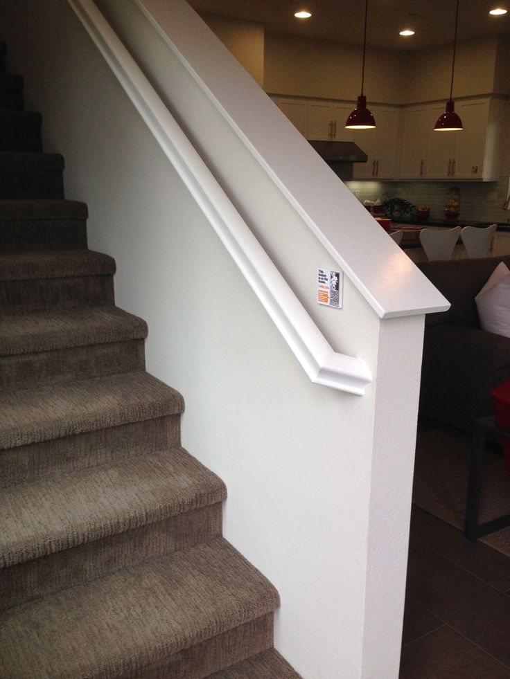 Best Standard Stair System We Include A Low Wall With Paint 400 x 300