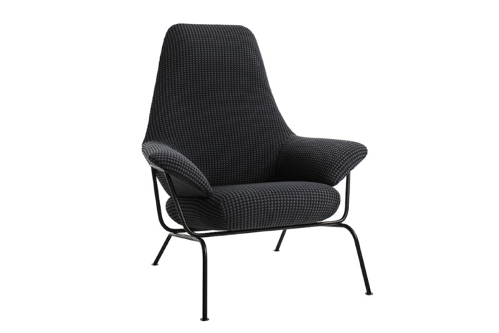 Tempo Berlin | soon availabe: Hai Lounge Chair by One Nordic Furniture Company
