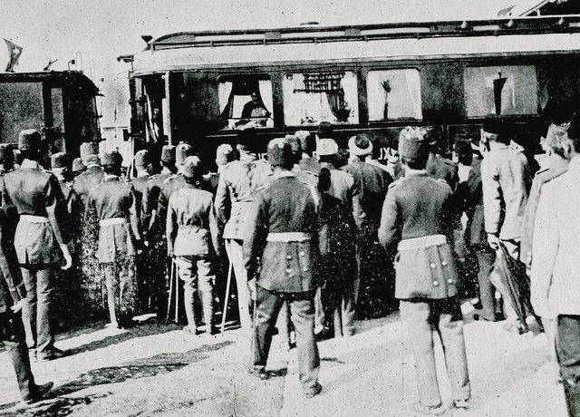 [Ottoman Empire] Salonica Visit of Sultan Mehmed V, 1911 [Thessaloniki, Greece] [Sultan Reşad'ın Selanik Ziyareti] (57)   by OTTOMAN IMPERIAL ARCHIVES
