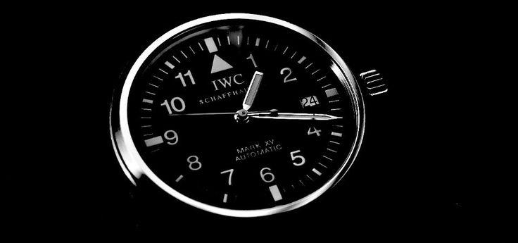 IWC Mark XV Pilot's Watch