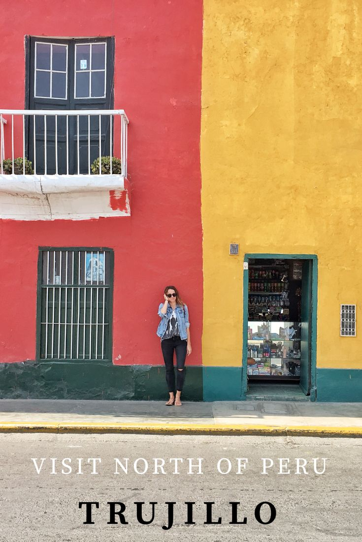 Why to visit north of Peru, mainly city Trujillo. Beautiful history, beaches and my travel tips for travelling to Peru. www.ejnets.com #travelblog #ejnets #peru #trujillo #peruvian #perutips #tipsfortravel #traveltips #travelling #blog