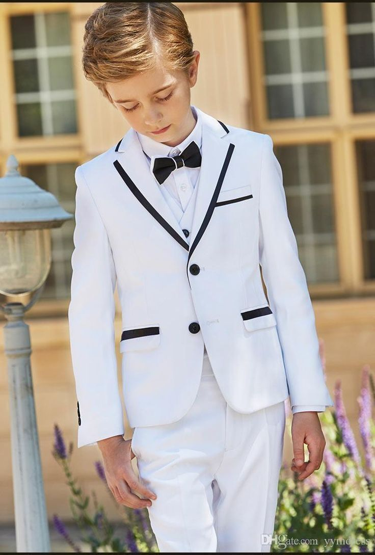15++ White wedding suit for baby boy ideas in 2021