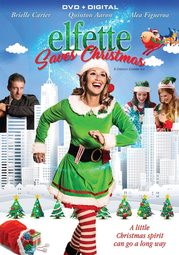 Elfette Saves Christmas Dvd 2019 Best Buy Christmas Dvd Vision Film Christmas Movies