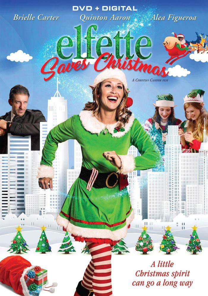 Elfette Saves Christmas Dvd 2019 Best Buy Christmas Dvd Vision Film Christmas Movies