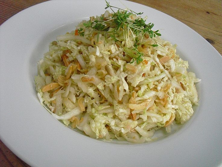 Yum Yum Salat, ein gutes Rezept aus der Kategorie Gemüse. Bewertungen: 203. Durchschnitt: Ø 4,4.