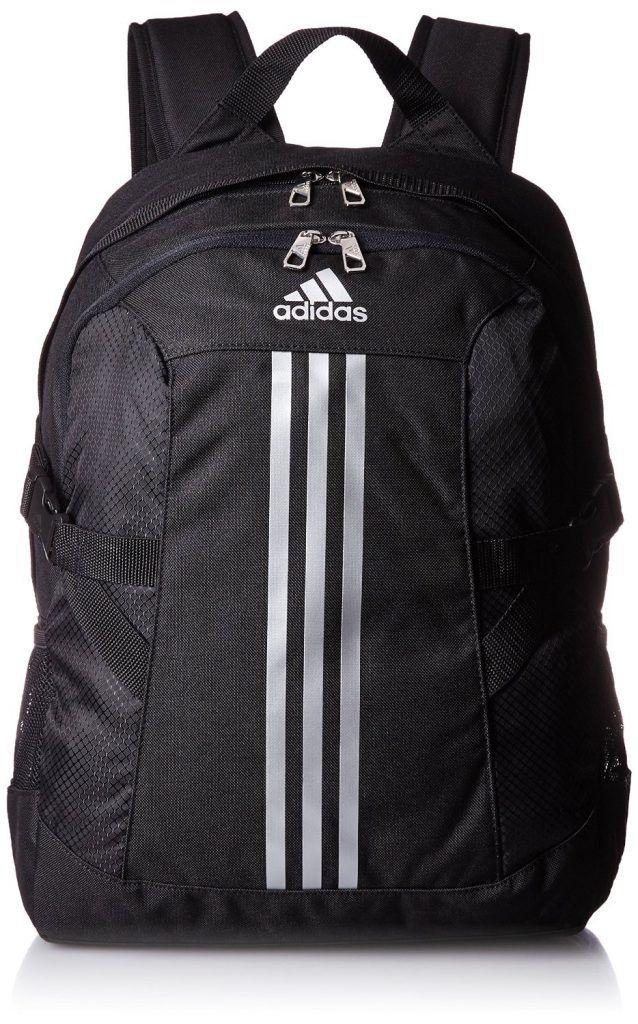 adidas Power 2 - Lieblings Sportrucksack Damen in schwarz .. ich liebe die 3 Streifen. #adidas #sportrucksack #sporttasche #damen