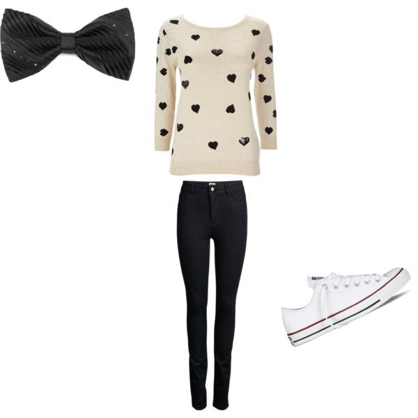 Teen girl winter outfit - Polyvore