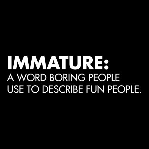 .: Laughing, Quotes, Describ Fun, Fun People, Immature, Word Bored, Funnies Stuff, Design Blog, Bored People