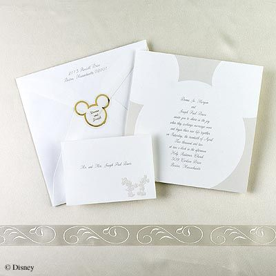 Mickey Mouse Wedding Favors | Joyful Celebrations: 11/30/08 - 12/7 ...