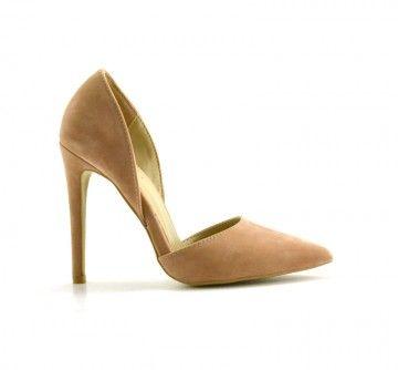 Pantofi Bora Bej