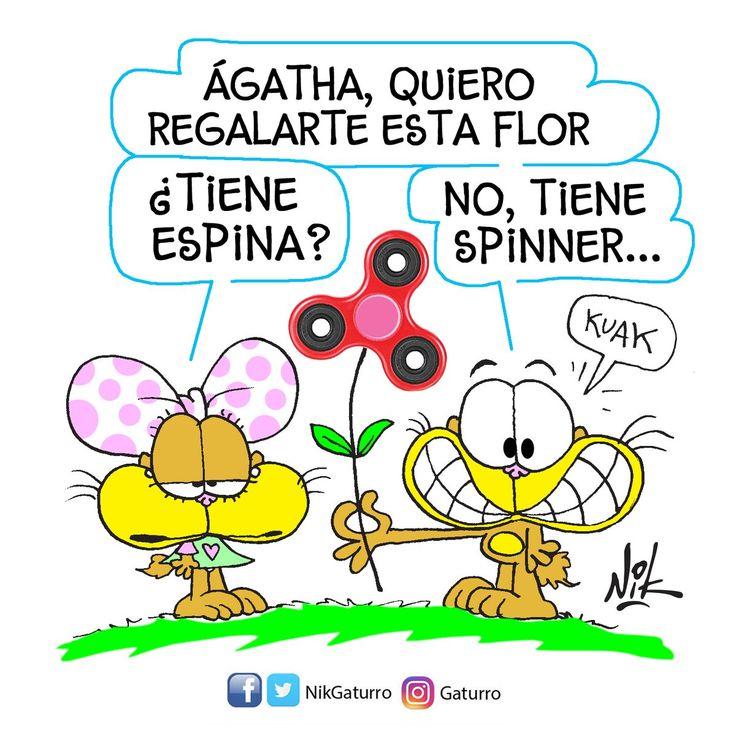 Spinner ... @Nikgaturro