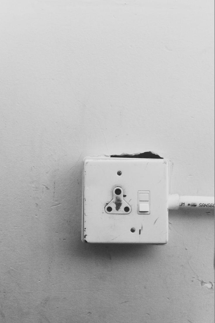 put a plug in it.  weapon of mass creation, minimal, vsco, vsco_minimal, minimalistic, Johannesburg, South Africa