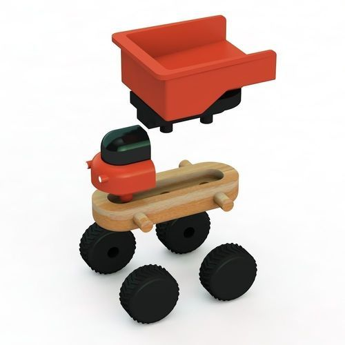 dump truck   3D Print Model