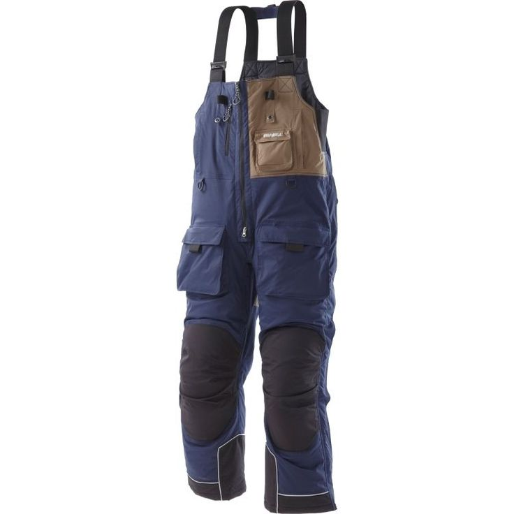 Jacket and Pants Sets 179981: Frabill I4 Ice Fishing Bib -> BUY IT NOW ONLY: $139.95 on eBay!
