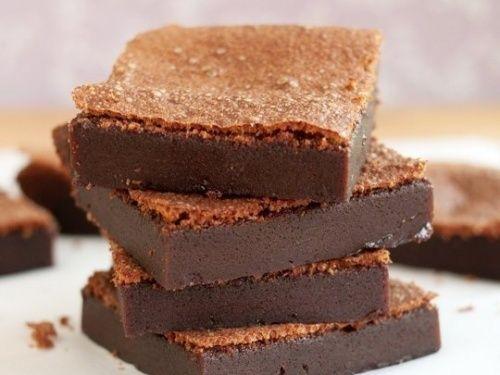 Negresa cu Nutella: un deliciu din doar doua ingrediente!
