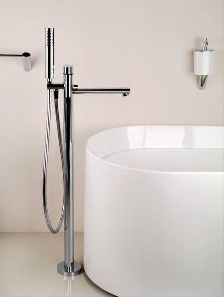 Badewannen armaturen freistehend  Die besten 25+ Badewannenarmatur Ideen auf Pinterest | Dusche ...