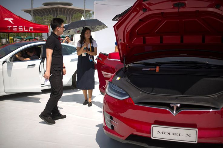 Tesla confirms will build factory in China – China's latest business and technology news - SupChina