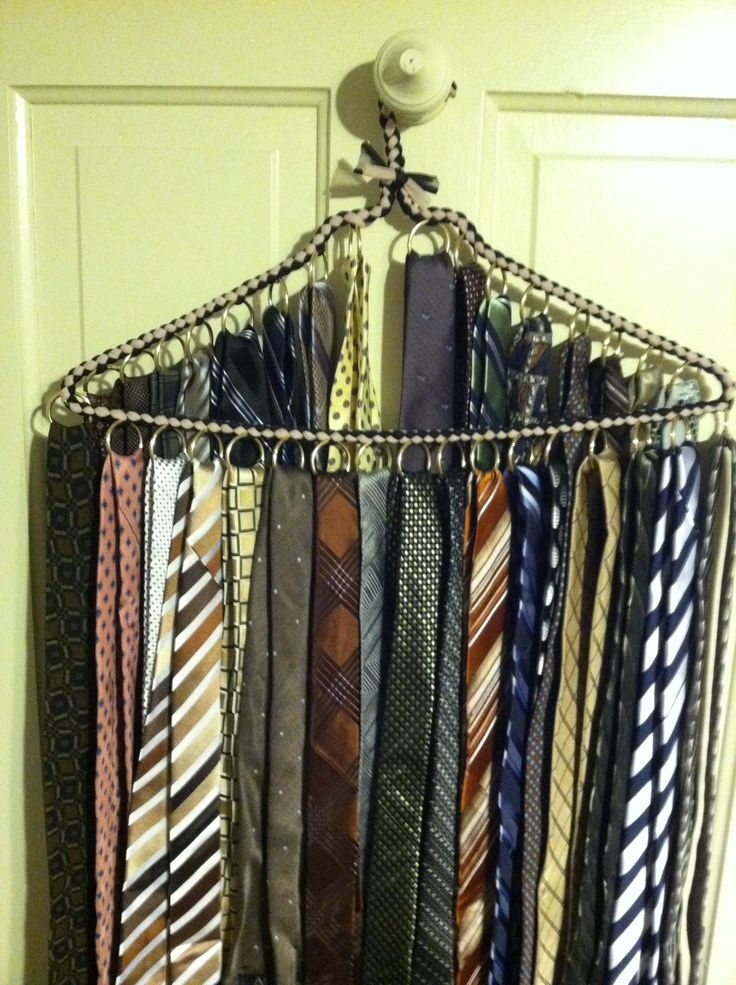 Tie Hanger On Pinterest A Selection Of The Best Ideas To