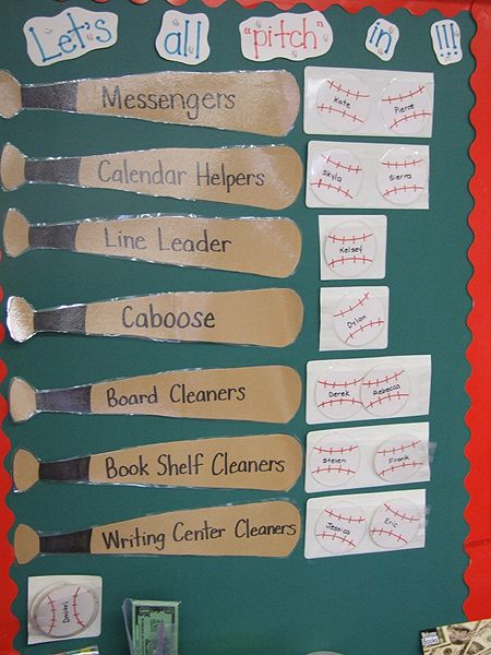 sports theme classroom | YES or have caught yourself silently nodding in approval, then you ...
