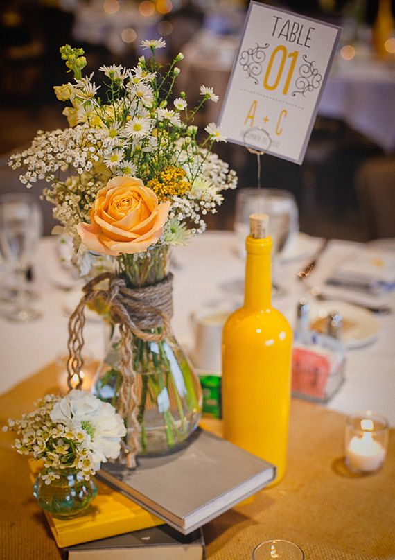 California handmade wedding | photo by Bethany Carlson | 100 Layer Cake
