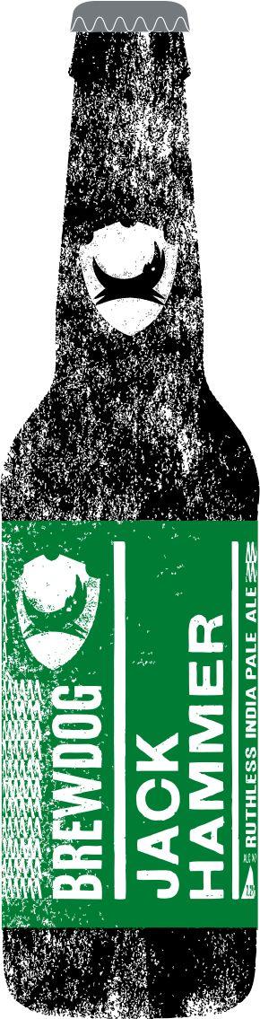 Jack Hammer | BrewDog 4/5