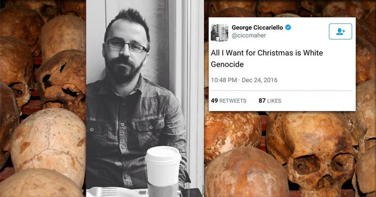 White Communist Professor Advocates White Genocide: Prof pushes culture of anti-white racism at colleges
