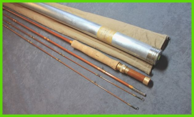 Phillipson Bamboo Fly Rod