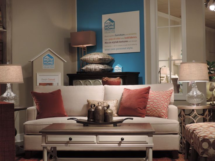 Elegant Bring The Expertise Of HGTV Style To Your Home! #HPMKT
