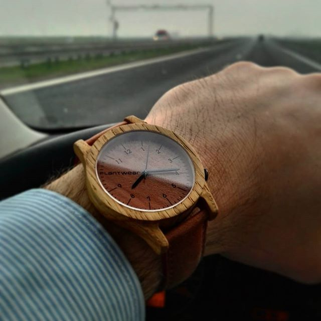 heritage series wooden watch | take it on any trip...