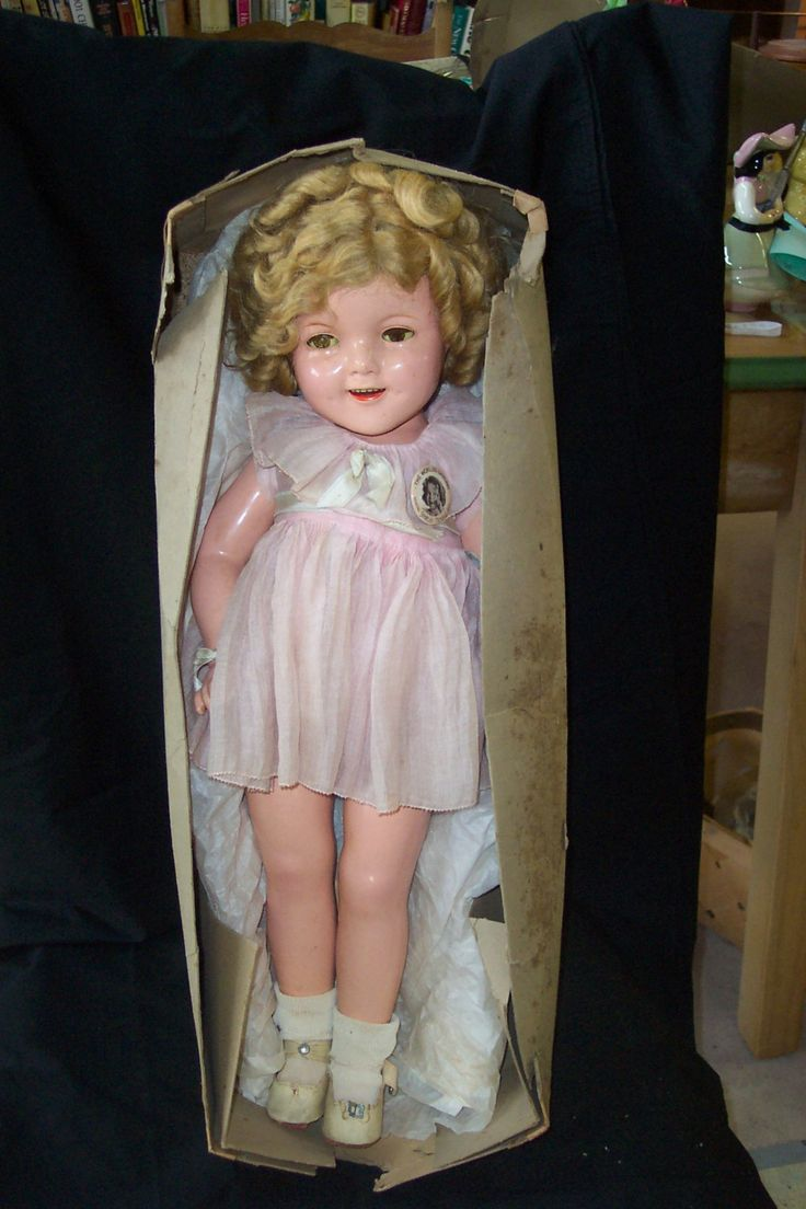 1934 Shirley Temple Doll
