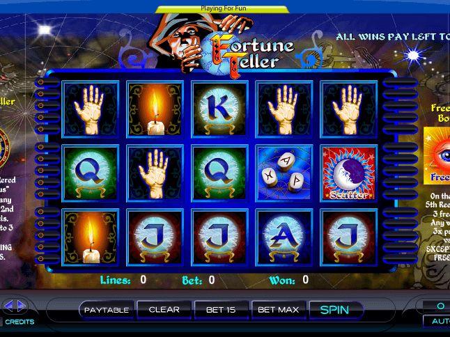 Fortune Teller - http://freeslots77.com/pt/slot-fortune-teller-online-gratis - http://freeslots77.com/pt