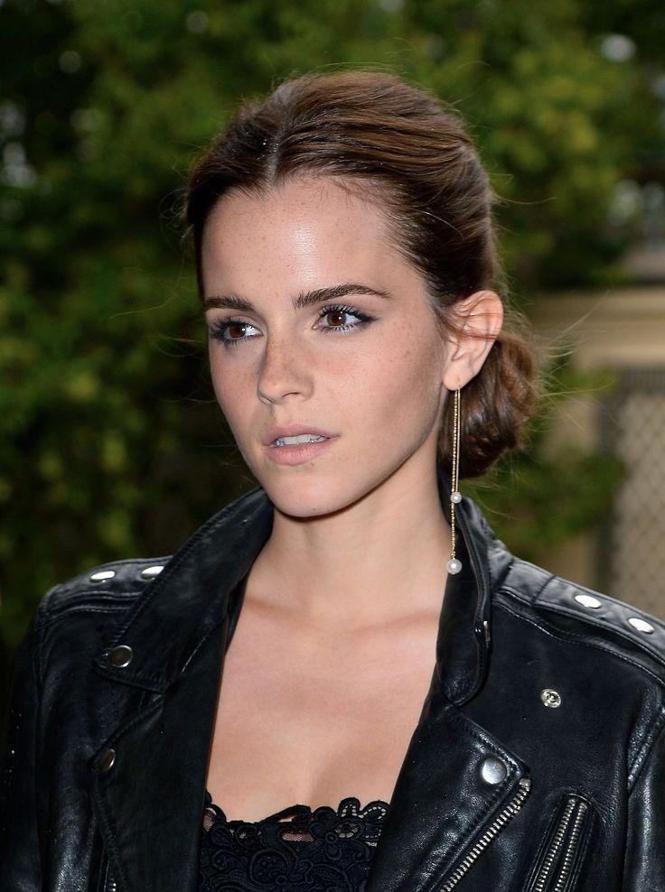 Emma Watson. She's so pretty!!! ❤❤❤❤❤❤