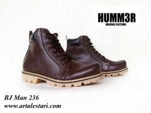Jual Sepatu Boot Pria