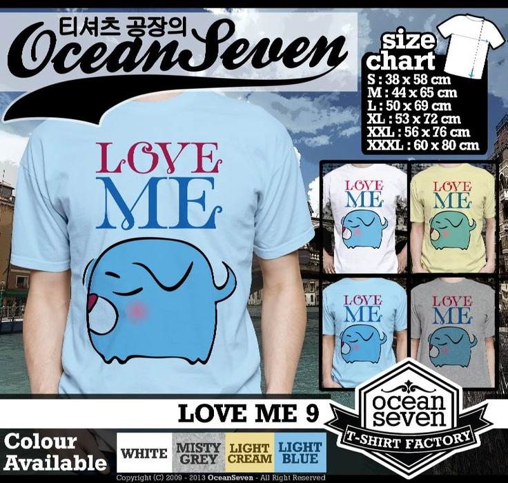 Kaos Cinta / Love me series