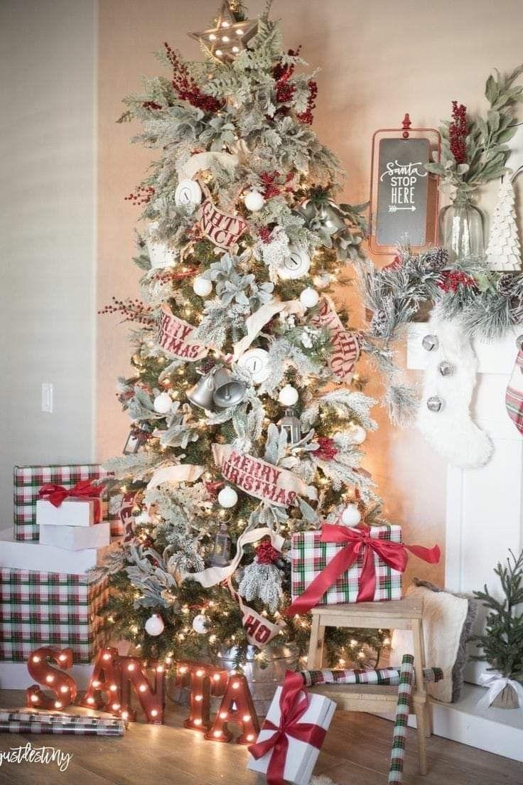 Pin By Lydia Salinas On Christmas Cozeee Classic Christmas Tree Michaels Christmas Trees Pretty Christmas Trees