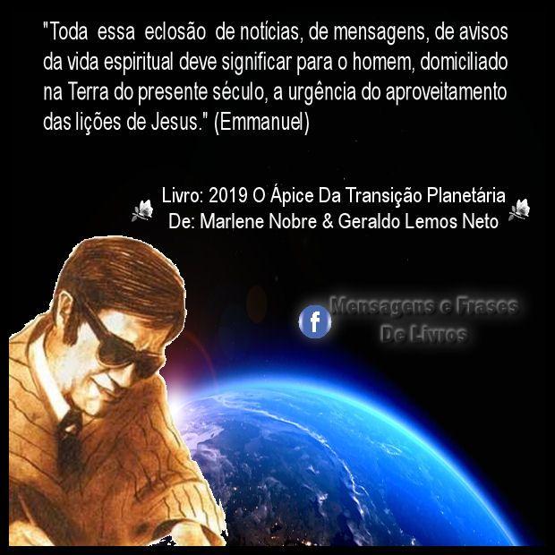 Livro 2019 O Apice Da Transicao Planetaria De Marlene Nobre E