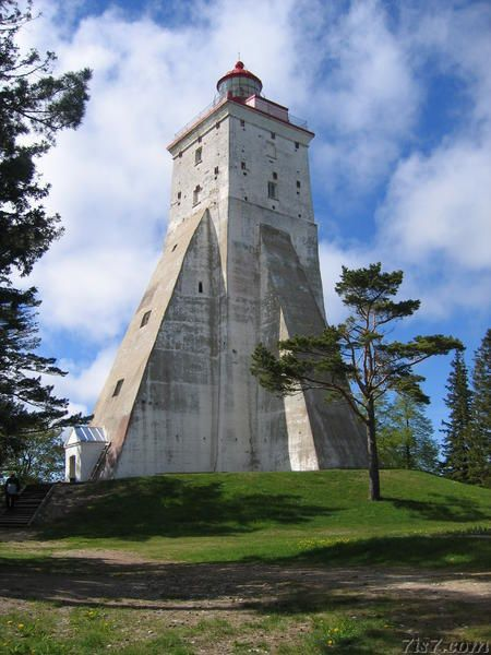 Kõpu Peninsula Lighthouse, Estonia (constructed 1531)