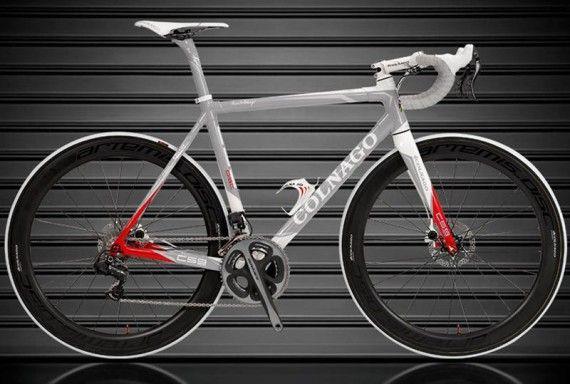 Colnago C59 Disc - Coisa linda... agora bike speed com freios a disco...