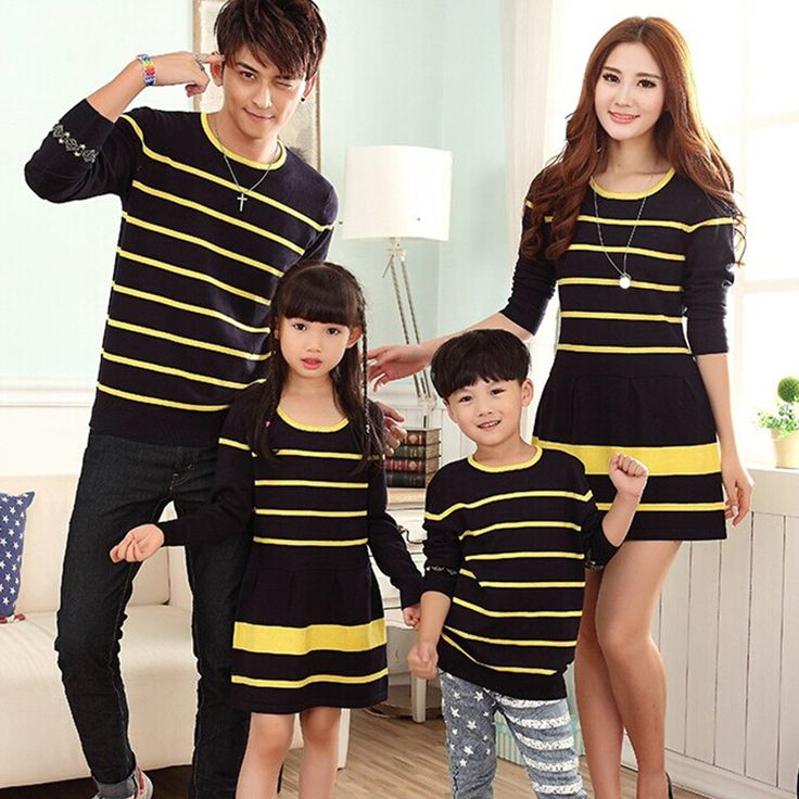 Find More Family Matching Outfits Information about Family Look Winter Long sleeve Warm Cotton Wool Striped Sweaters Matching Mother Daughter Father Son Clothes Pullovers Dresses,High Quality dress suite,China sweater pilling Suppliers, Cheap sweater dress girl from Fashion SuperDeal Co., Ltd on Aliexpress.com