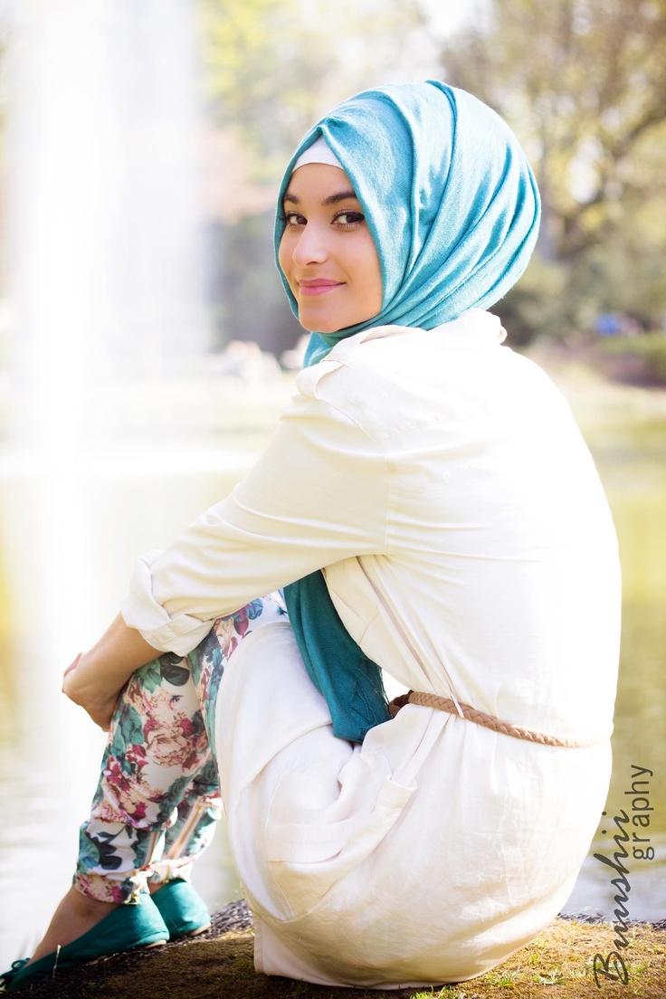 Hijab is my diamond - hijab style