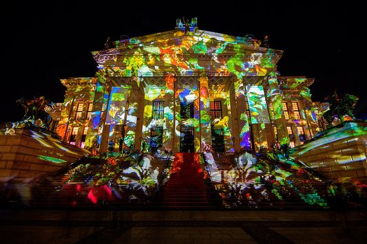 Berlin light festival - making sure I dont miss out on this next time it's on