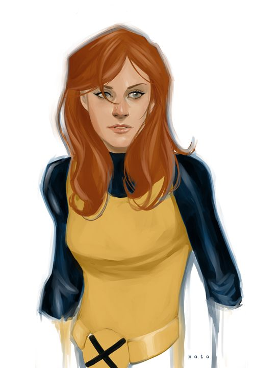 Jean Grey - Phil Noto
