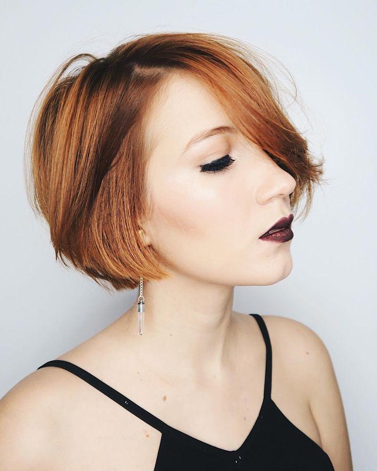 cabelo curto short hair style @nadiaschmidt_