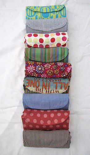 ~ Reusable Grocery Bags
