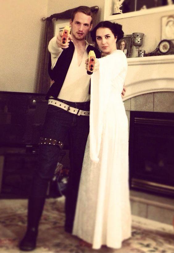 Star Wars Prinzessin Leia Kostüm selber machen   Kostüm Idee zu Karneval, Halloween & Fasching