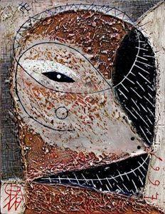 Stanislav GERMANOV, autoportrait